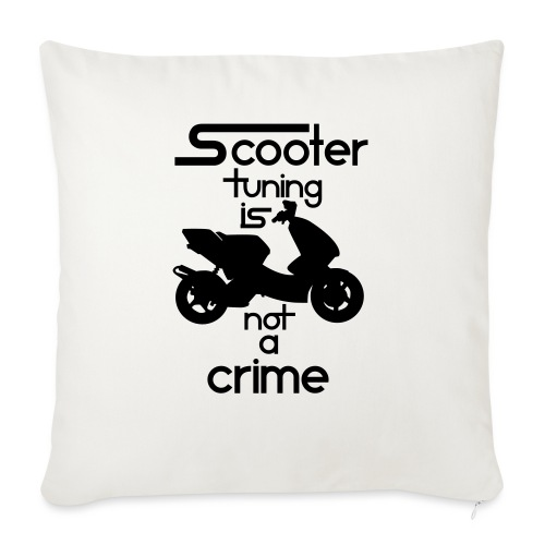 Scooter tuning is not a crime! Vol. III HQ - Sofakissenbezug 44 x 44 cm