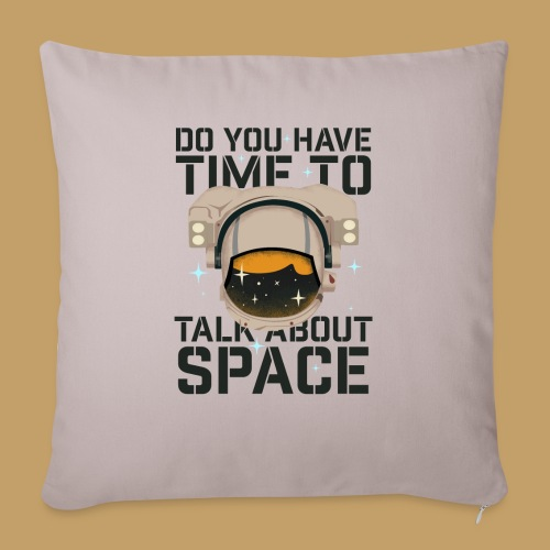 Time for Space - Poszewka na poduszkę 45 x 45 cm
