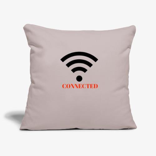 CONNECTED - Soffkuddsöverdrag, 45 x 45 cm