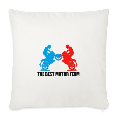 Najlepszy zespół motocyklistów - Poszewka na poduszkę 45 x 45 cm