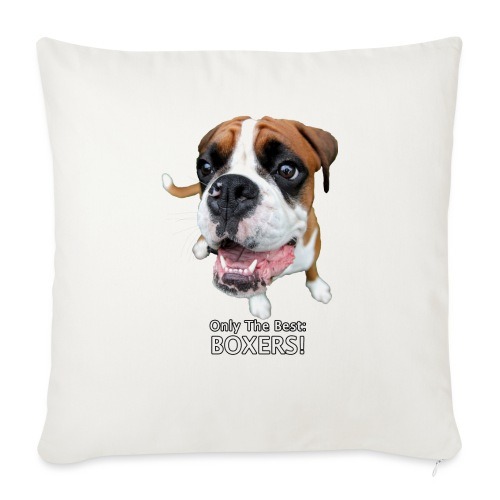 Only the best - boxers - Sofa pillowcase 17,3'' x 17,3'' (45 x 45 cm)