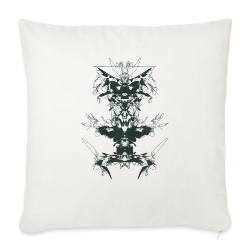 Magnoliids - Sofa pillowcase 17,3'' x 17,3'' (45 x 45 cm)