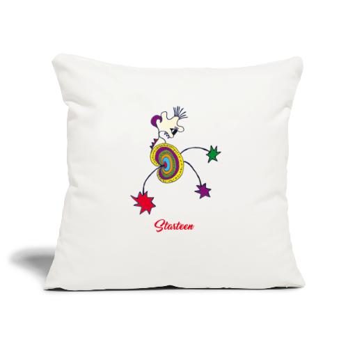 Starteen - Housse de coussin décorative 45x 45cm