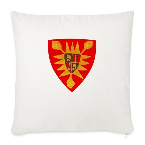 Exten Wappen Tasse - Sofakissenbezug 44 x 44 cm