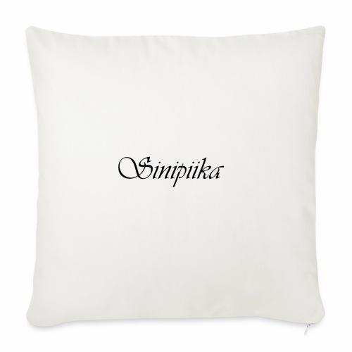 Sinipiika - Sohvatyynyn päällinen 45 x 45 cm