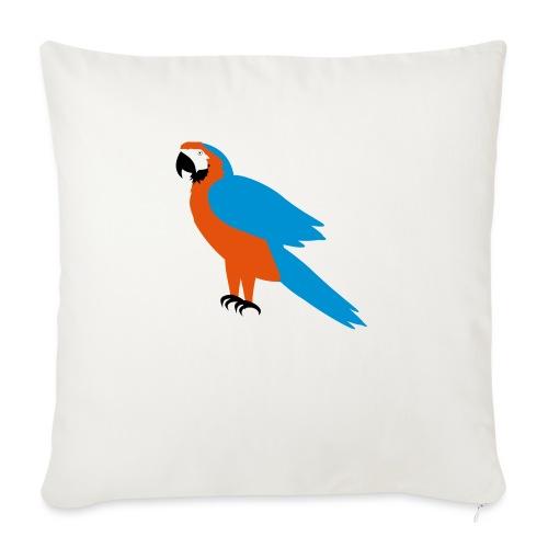 Parrot - Copricuscino per divano, 45 x 45 cm