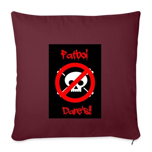 Fatboi Dares's logo - Sofa pillowcase 17,3'' x 17,3'' (45 x 45 cm)