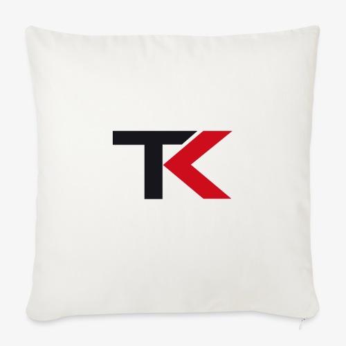 Logo TK neu v1 - Sofakissenbezug 44 x 44 cm