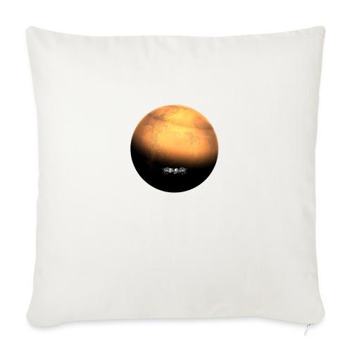 MARS Planet - Housse de coussin décorative 45x 45cm