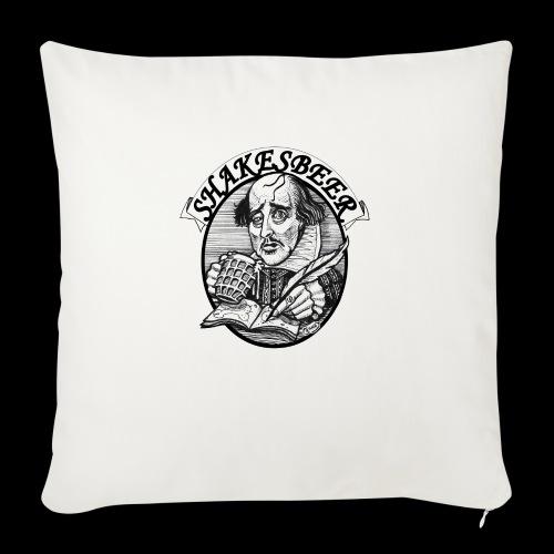 ShakesBeer - Sofa pillowcase 17,3'' x 17,3'' (45 x 45 cm)