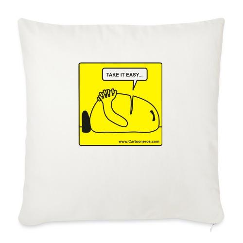 SiestaEasy png - Sofa pillowcase 17,3'' x 17,3'' (45 x 45 cm)