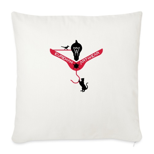 From The Catbird's - Sofa pillowcase 17,3'' x 17,3'' (45 x 45 cm)
