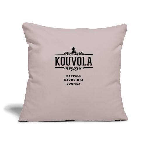 Kouvola - Kappale kauheinta Suomea. - Sohvatyynyn päällinen 45 x 45 cm
