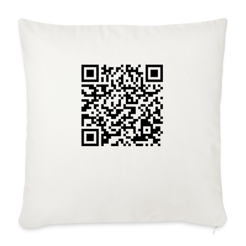 static qr code without logo2 png - Copricuscino per divano, 45 x 45 cm