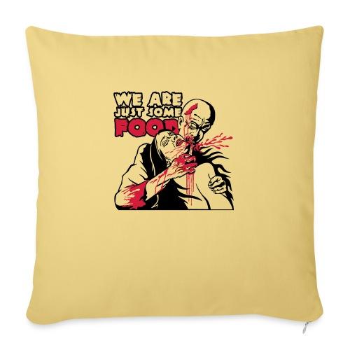 eating_zombie - Housse de coussin décorative 45x 45cm