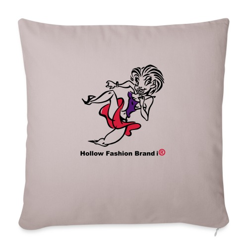 Hollow Fashion Brand i® - Sofa pillowcase 17,3'' x 17,3'' (45 x 45 cm)