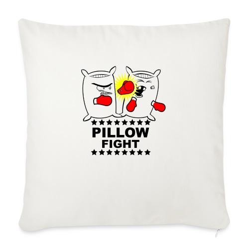 Pillow Fight - Sofa pillowcase 17,3'' x 17,3'' (45 x 45 cm)