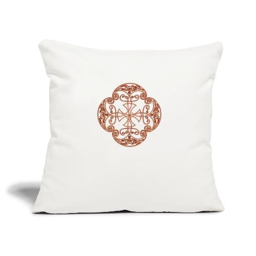 Galloway Anglian Gold - Sofa pillowcase 17,3'' x 17,3'' (45 x 45 cm)