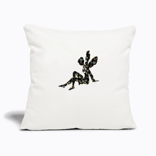 fairy abstract - Sofa pillowcase 17,3'' x 17,3'' (45 x 45 cm)