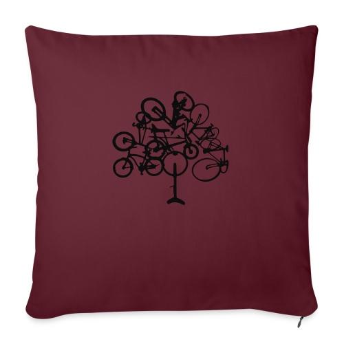 Treecycle - Sofa pillowcase 17,3'' x 17,3'' (45 x 45 cm)