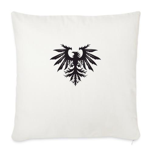 NEW Bird Logo Small - Sofa pillowcase 17,3'' x 17,3'' (45 x 45 cm)