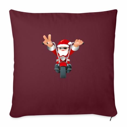 Father X-Mas - Sofa pillowcase 17,3'' x 17,3'' (45 x 45 cm)