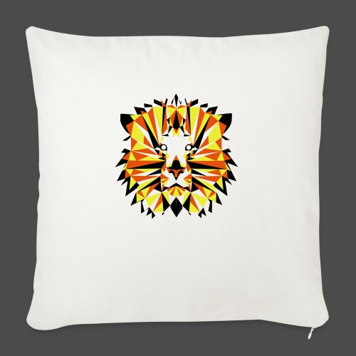 JG Lion - Sofa pillowcase 17,3'' x 17,3'' (45 x 45 cm)