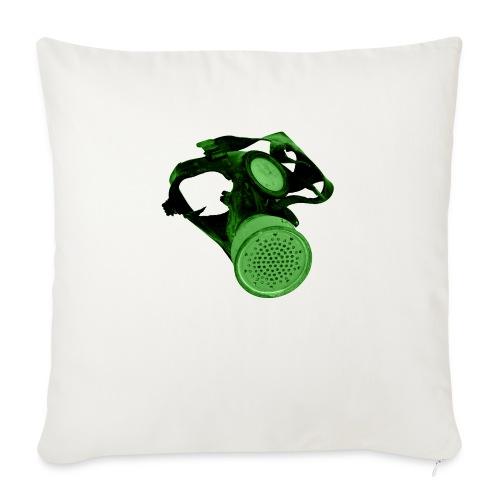 gas shield - Sofa pillowcase 17,3'' x 17,3'' (45 x 45 cm)