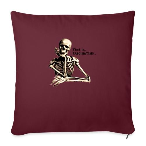 That Is Fascinating - Sofa pillowcase 17,3'' x 17,3'' (45 x 45 cm)