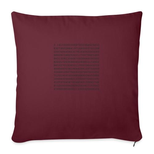 PI - Sofa pillowcase 17,3'' x 17,3'' (45 x 45 cm)