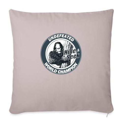 Bigfoot - Sofa pillowcase 17,3'' x 17,3'' (45 x 45 cm)