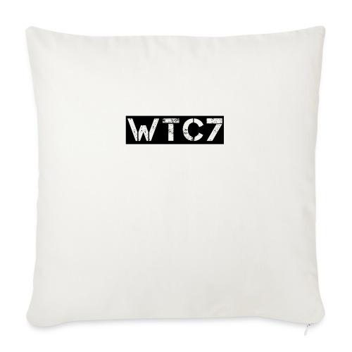 WTC7 - Sofakissenbezug 44 x 44 cm