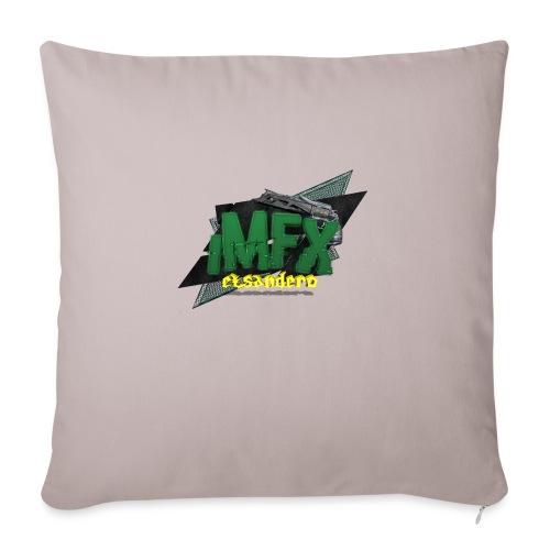 [*iMfx] elsandero - Copricuscino per divano, 45 x 45 cm