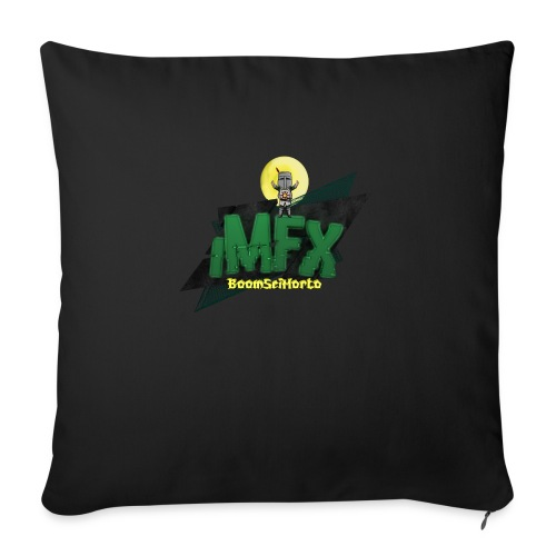 [iMfx] Lubino di merda - Copricuscino per divano, 45 x 45 cm