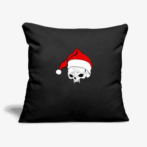 pnlogo joulu - Sofa pillowcase 17,3'' x 17,3'' (45 x 45 cm)