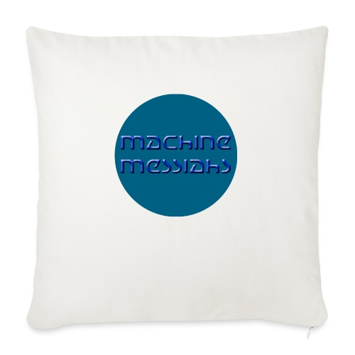 mm - button - Sofa pillowcase 17,3'' x 17,3'' (45 x 45 cm)