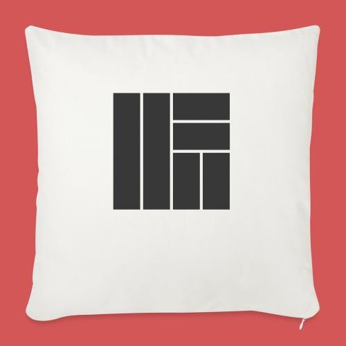 NÖRCup Black Iconic Edition - Sofa pillowcase 17,3'' x 17,3'' (45 x 45 cm)