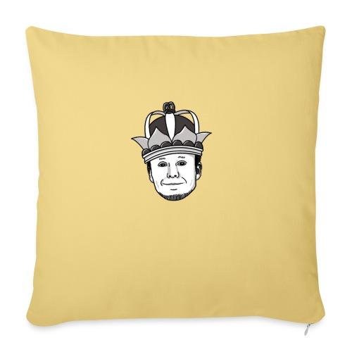 Meisterlehnsterr-Head - Sofa pillowcase 17,3'' x 17,3'' (45 x 45 cm)