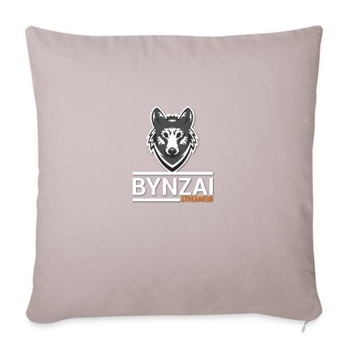 Casquette bynzai - Housse de coussin décorative 45x 45cm