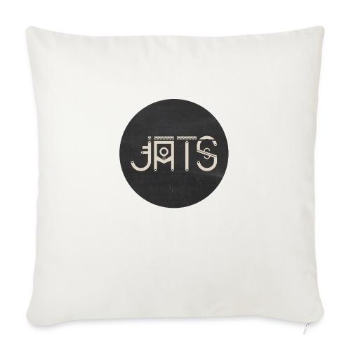 JATS indien circle - Housse de coussin décorative 45x 45cm