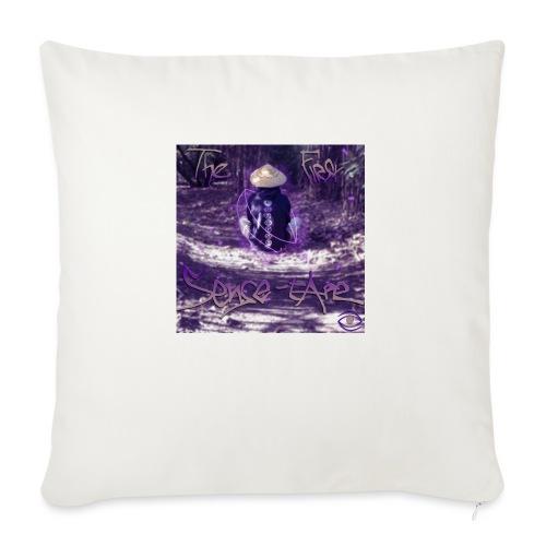 the first sense tape jpg - Sofa pillowcase 17,3'' x 17,3'' (45 x 45 cm)