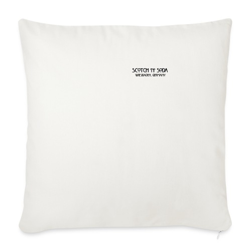 Goldgasse 9 - Front - Sofa pillowcase 17,3'' x 17,3'' (45 x 45 cm)