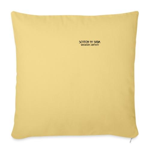 Goldgasse 9 - Front - Sofa pillowcase 17,3'' x 17,3'' (45 x 45 cm)