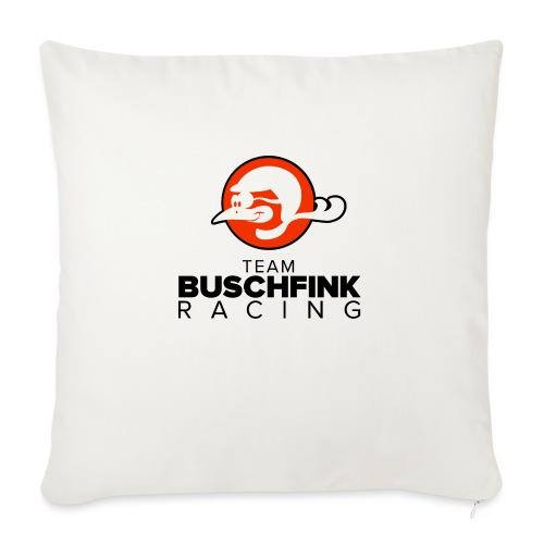 Team logo Buschfink - Sofa pillowcase 17,3'' x 17,3'' (45 x 45 cm)
