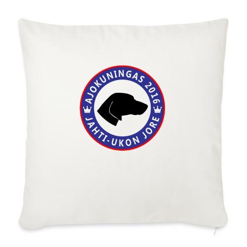 Ajokuningas t-paita - Sohvatyynyn päällinen 45 x 45 cm