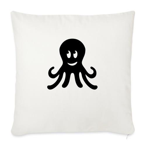 Octopus - Sierkussenhoes, 45 x 45 cm