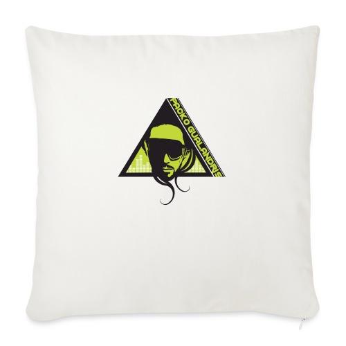 PACKO LOGO 2017 RGB PNG - Sofa pillowcase 17,3'' x 17,3'' (45 x 45 cm)