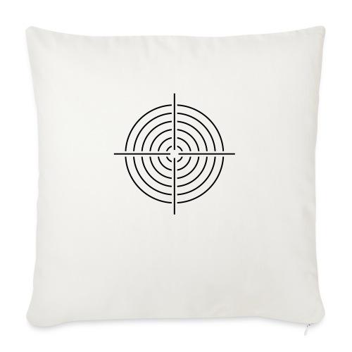Sikte - Sofa pillowcase 17,3'' x 17,3'' (45 x 45 cm)