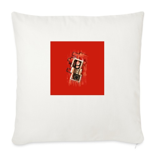 Blurry NES - Sofa pillowcase 17,3'' x 17,3'' (45 x 45 cm)