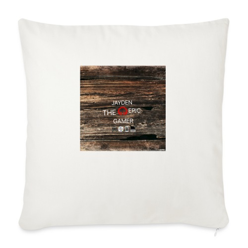 Jays cap - Sofa pillowcase 17,3'' x 17,3'' (45 x 45 cm)